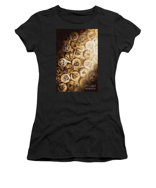 Port Of Corks At The Old Sail Tavern Women's T-Shirt
