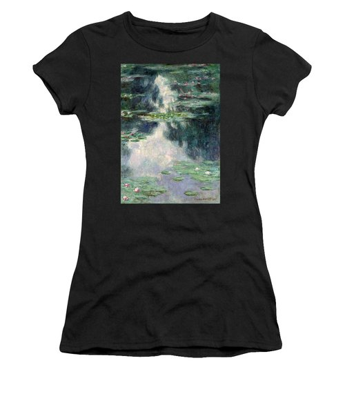 Port-pond With Water Lilies-1907 Women's T-Shirt