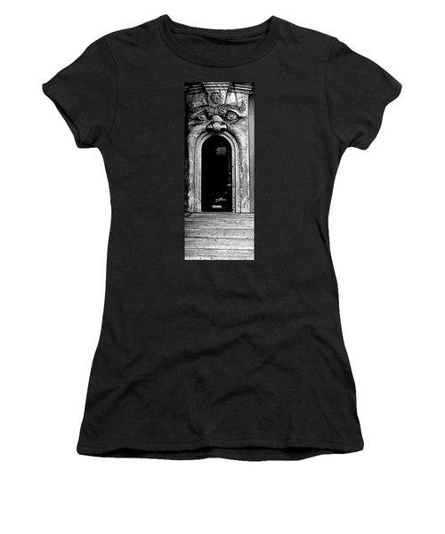 Portal Women's T-Shirt (Athletic Fit)