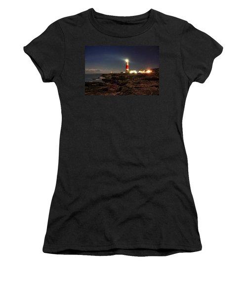 Portland Bill Lighthouse Women's T-Shirt