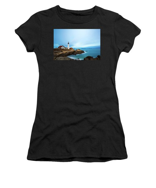 Portland Head Light 1 Women's T-Shirt