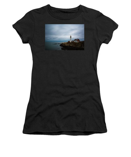 Portland Head Light 2 Women's T-Shirt