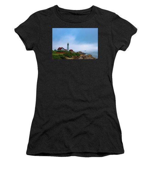 Portland Head Lighthouse Women's T-Shirt