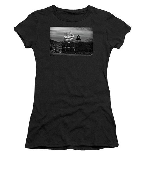 Portland Signs Women's T-Shirt