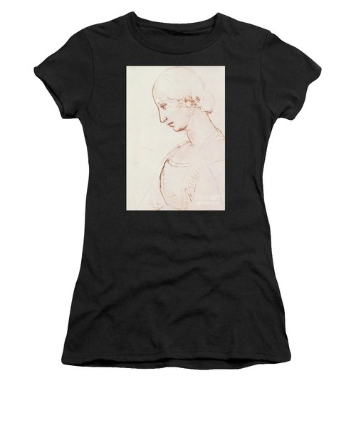 Portrait Of A Young Woman  Women's T-Shirt