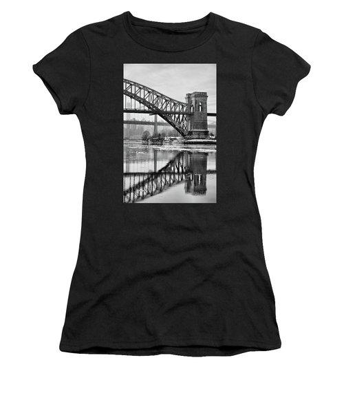 Portrait Of The Hellgate Women's T-Shirt