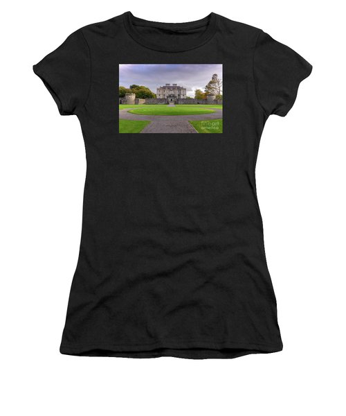Portumna House  Women's T-Shirt (Athletic Fit)