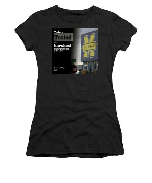 Poster Of The Big House Women's T-Shirt