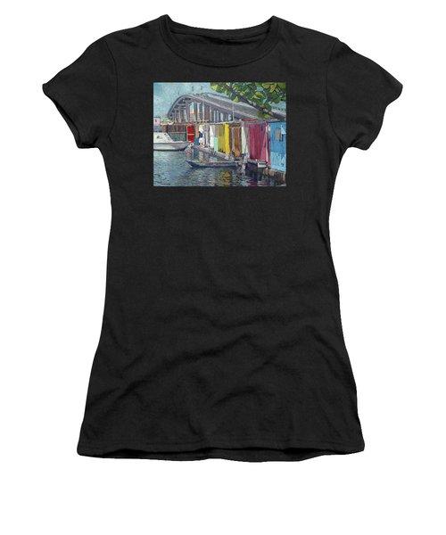 Pot Pourri Women's T-Shirt (Athletic Fit)
