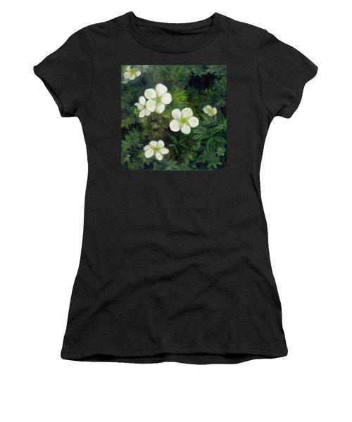 Potentilla Women's T-Shirt