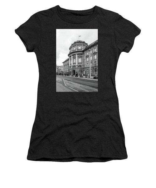 Poznan University Of Medical Sciences Women's T-Shirt (Athletic Fit)