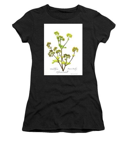 Prairie Parsley Women's T-Shirt (Athletic Fit)