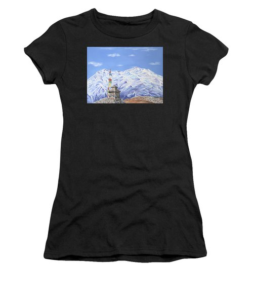 Prayer Flag Women's T-Shirt