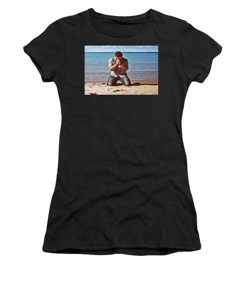 Prayer Women's T-Shirt