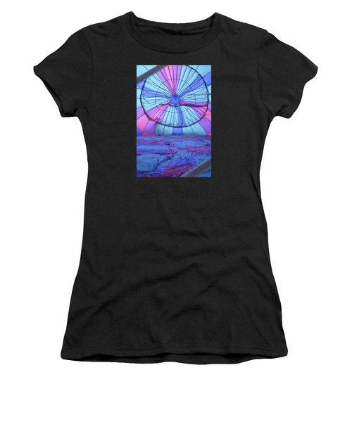 Preparing For Lift Off Women's T-Shirt (Athletic Fit)