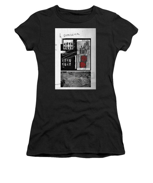 Prescription Women's T-Shirt (Junior Cut) by Danica Radman