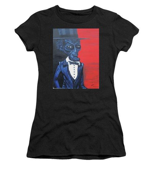 President Alienham Lincoln Women's T-Shirt