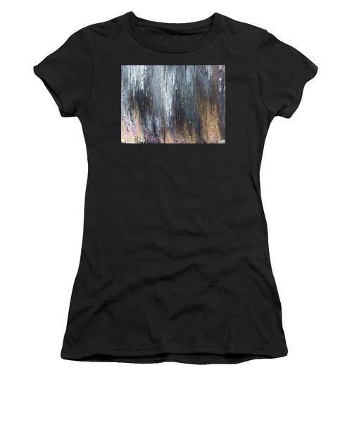 Pretty Hurts Women's T-Shirt (Junior Cut) by Cyrionna The Cyerial Artist