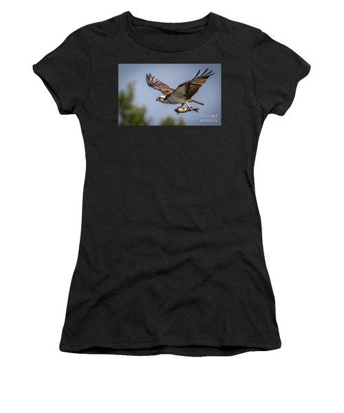 Prey In Talons Women's T-Shirt