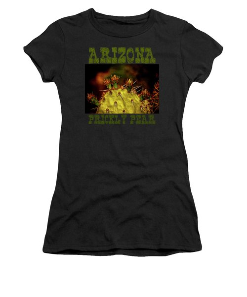 Prickly Pear Spring Women's T-Shirt