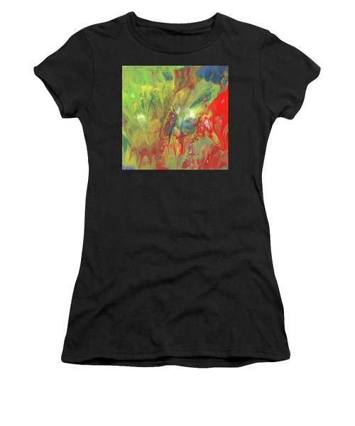 Primary Party Women's T-Shirt (Athletic Fit)