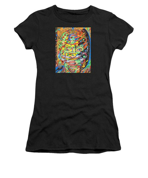Primordial Inception Of Life At Daybreak Women's T-Shirt