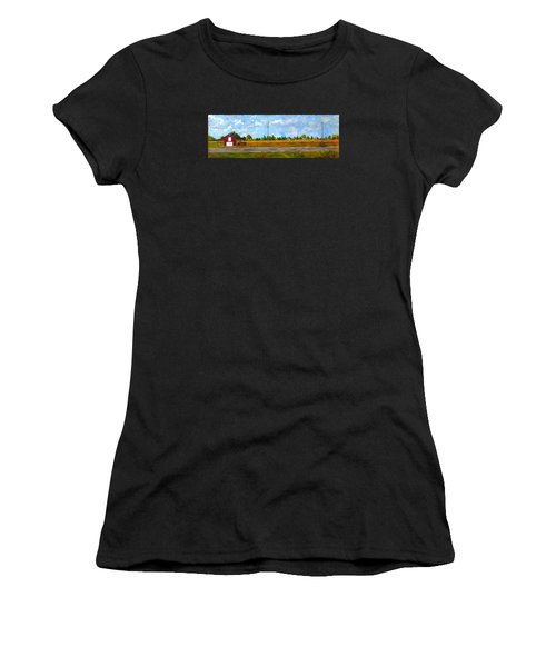 Prince Edward County Women's T-Shirt (Athletic Fit)