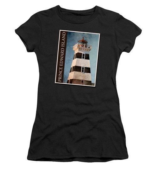Prince Edward Island Shirt Women's T-Shirt (Athletic Fit)