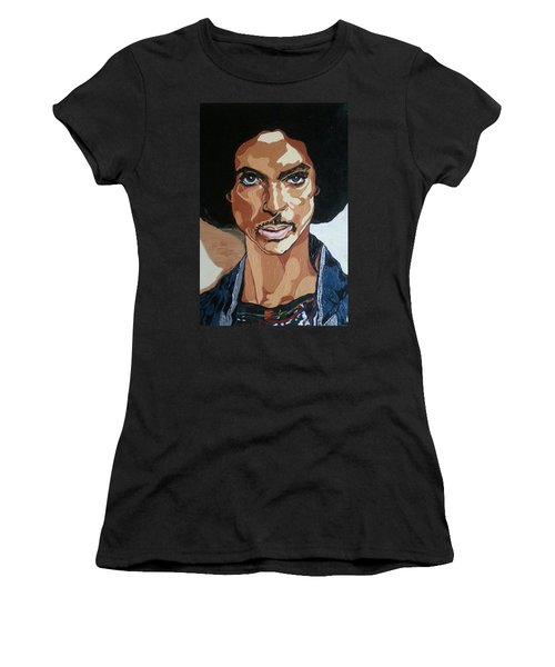 Prince Rogers Nelson Women's T-Shirt