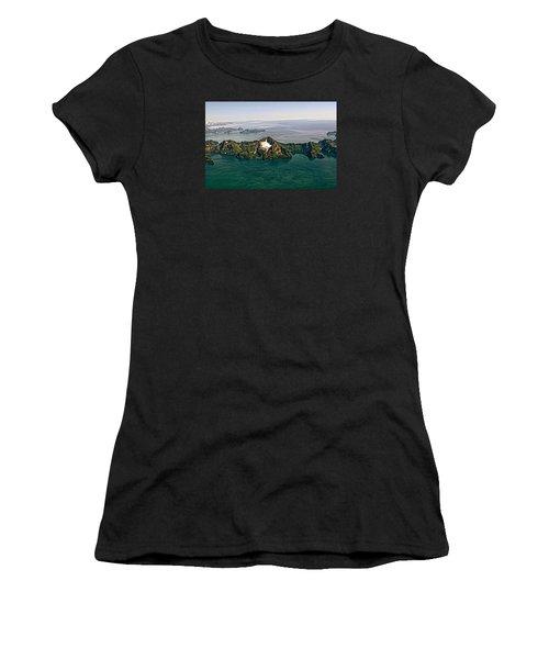 Prince William Sound Alaska Women's T-Shirt