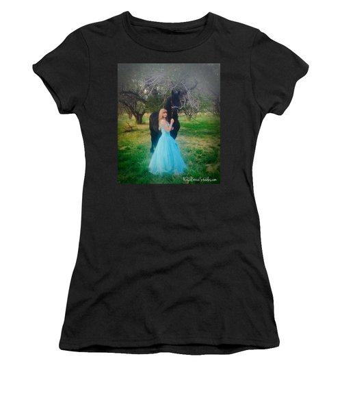 Princess' Stallion Women's T-Shirt