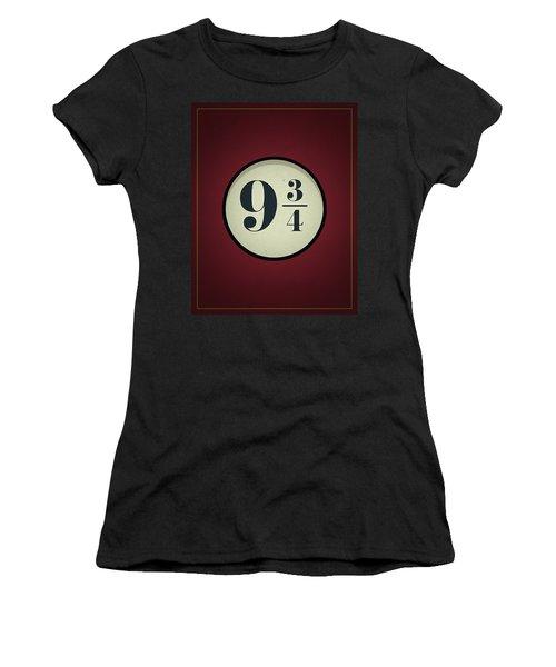 Print Women's T-Shirt (Athletic Fit)