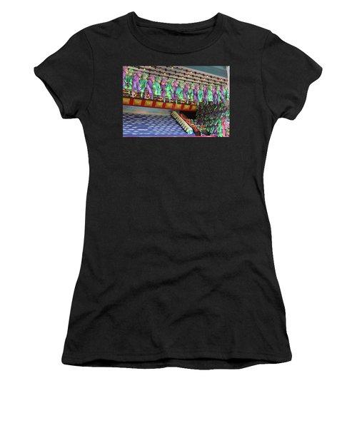 Prize Monkeys Women's T-Shirt (Athletic Fit)