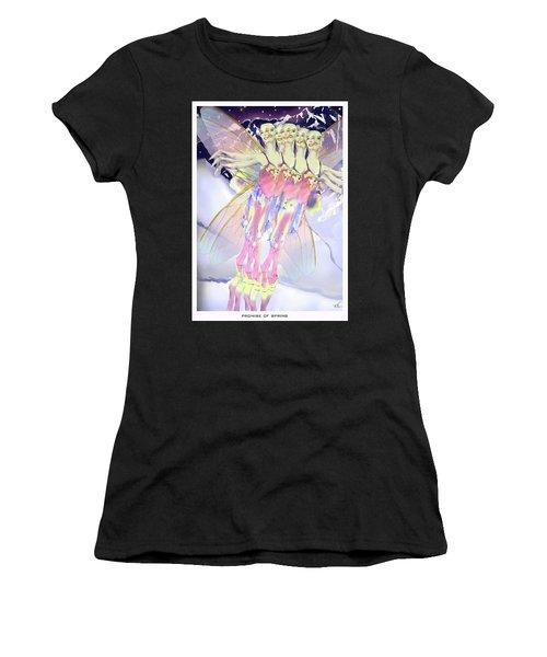 Promise Of Spring Women's T-Shirt