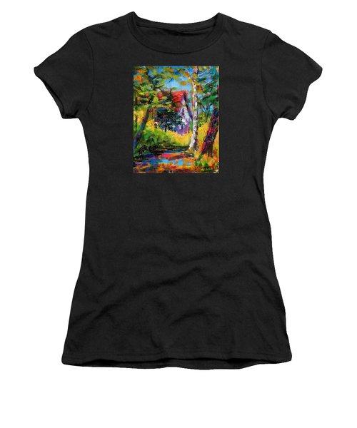 Prospect Driveway Women's T-Shirt