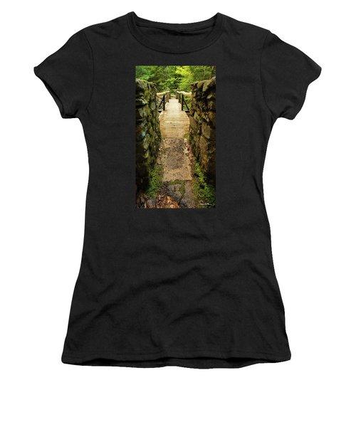 Prospective Memorial Bridge Women's T-Shirt (Athletic Fit)