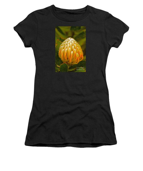 Proteas Ready To Blossom  Women's T-Shirt (Athletic Fit)