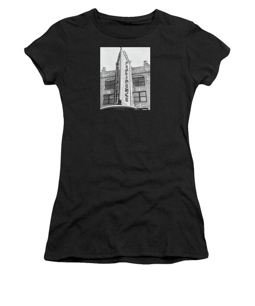 Women's T-Shirt featuring the photograph Providence by Monique Faella