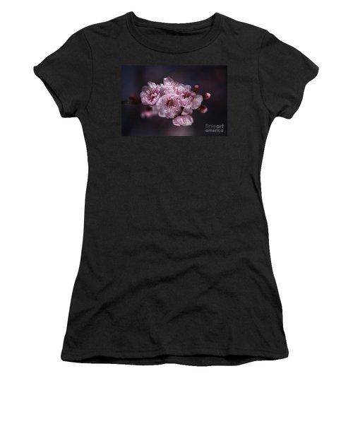 Prunus A Pink Spring Women's T-Shirt