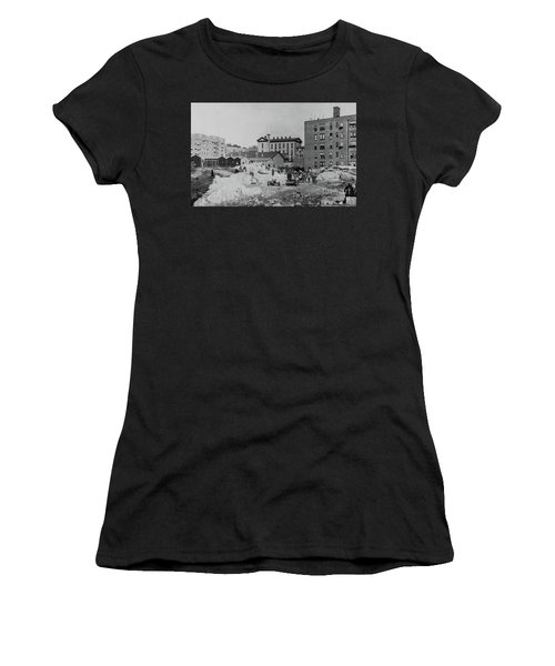 Women's T-Shirt (Athletic Fit) featuring the photograph Ps 52  by Cole Thompson