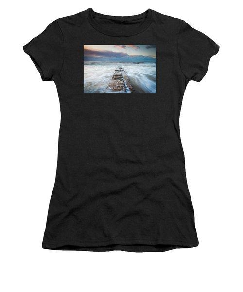 Psalm 25 4 Women's T-Shirt