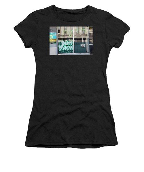 Pt O'maleys Beat Mich Women's T-Shirt