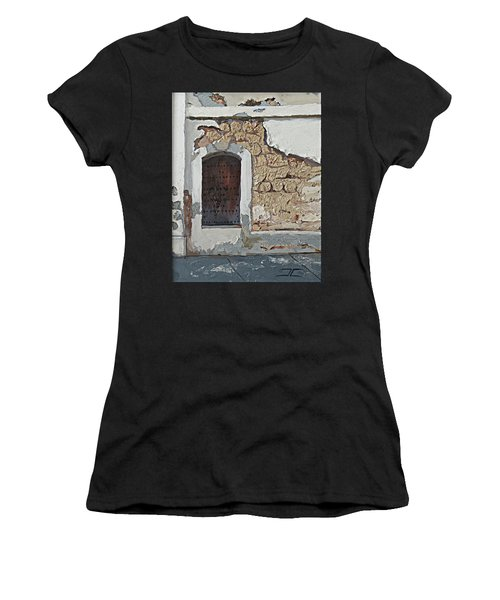 Puerto Rico Door Women's T-Shirt
