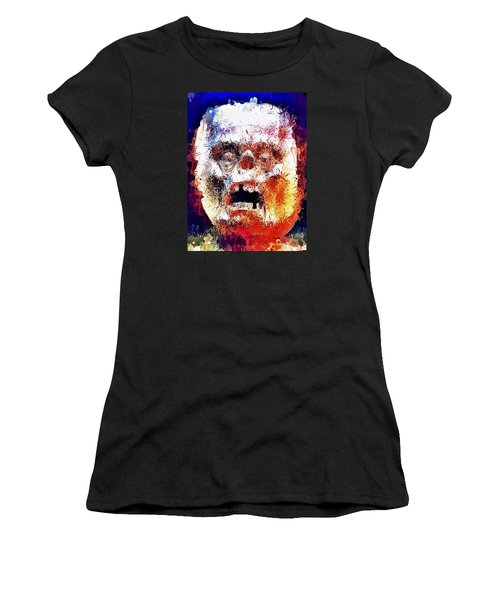 Pumpkin Scream Women's T-Shirt