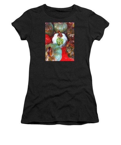 Pumpkins, Pumpkins...everywhere Women's T-Shirt