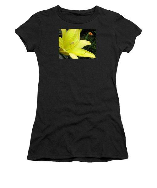 Women's T-Shirt (Junior Cut) featuring the photograph Pure Sunshine by Patricia Griffin Brett