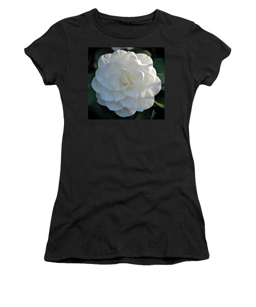 Women's T-Shirt (Athletic Fit) featuring the photograph Purity by Michele Myers