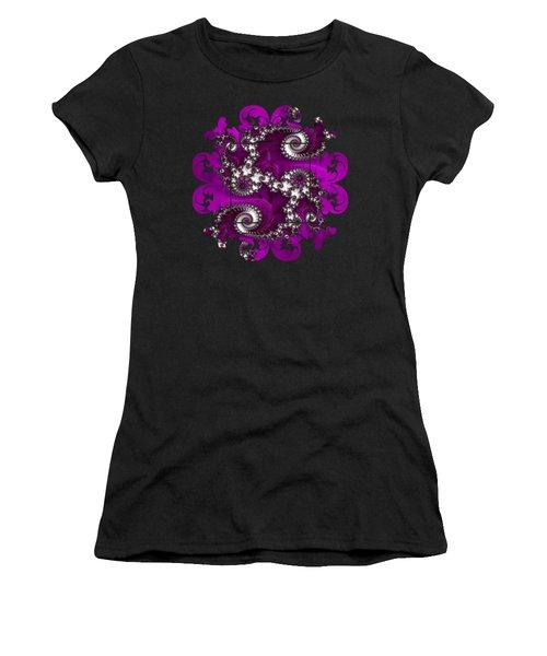 Purple Dragon Women's T-Shirt