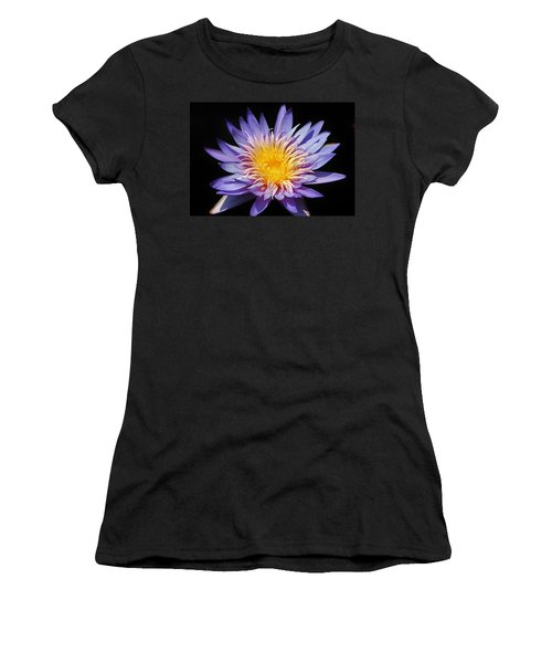 Purple Lotus Women's T-Shirt