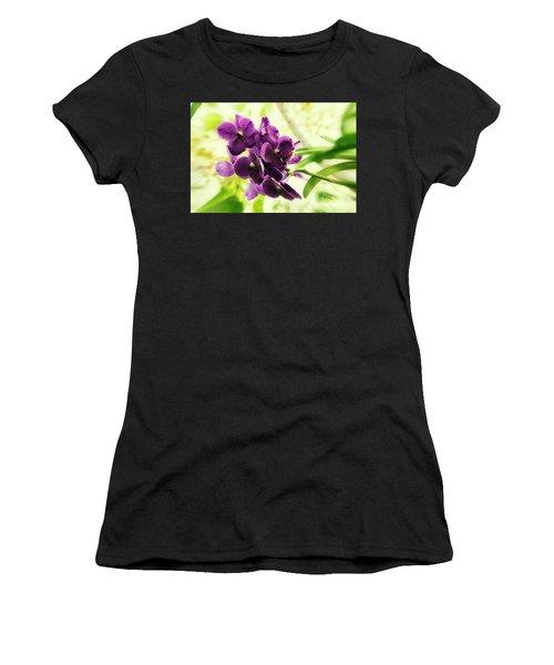 Purple Orchid Women's T-Shirt
